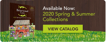 Introducing the 2019 Briarwood Lane Spring, Summer and Patriotic Garden Flag, House Flag Doormat, Mailbox Cover and Hardware Collection!